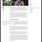 2016 WordPress Theme post featured image