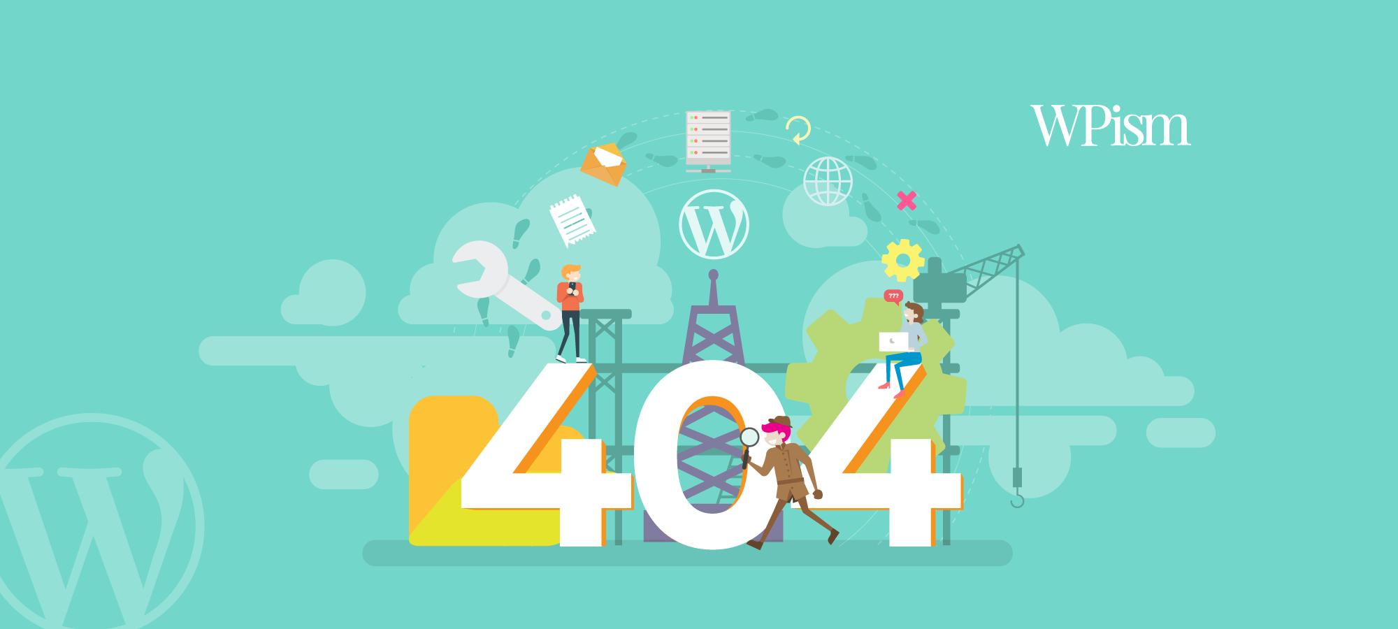 Best WordPress 404 Page Plugins