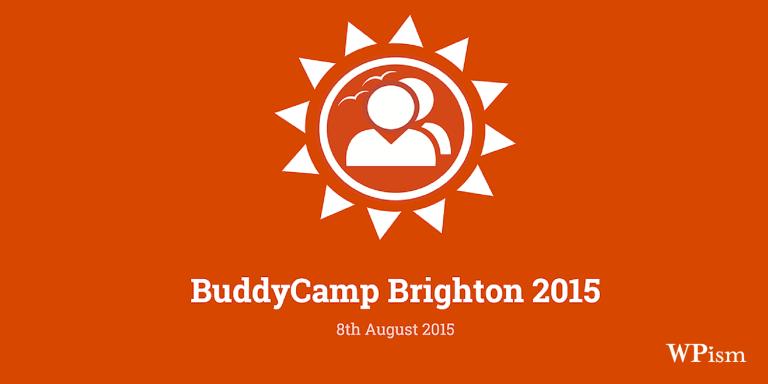 BuddyCamp Brighton to Mark the First BuddyCamp in Europe
