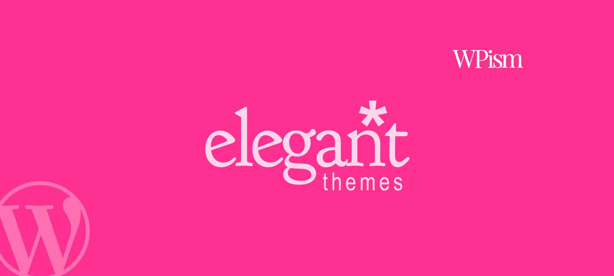 Divi Elegant Themes Coupon