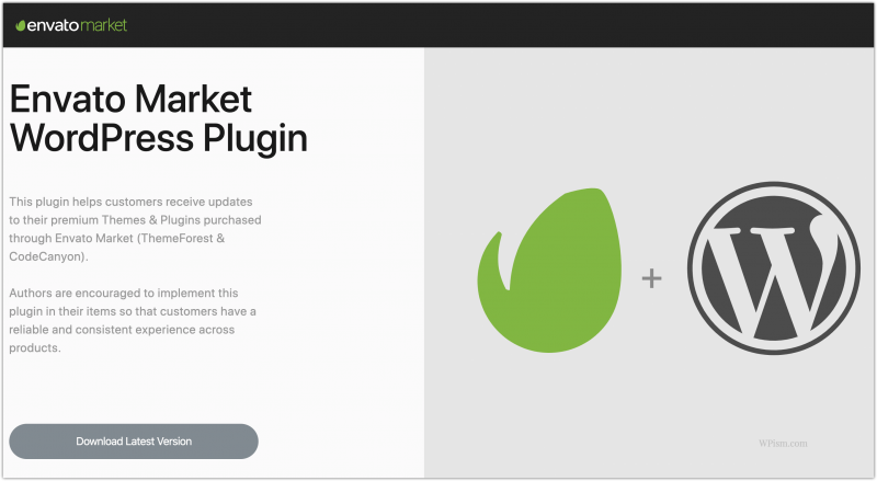Envato Market Plugin Download Free