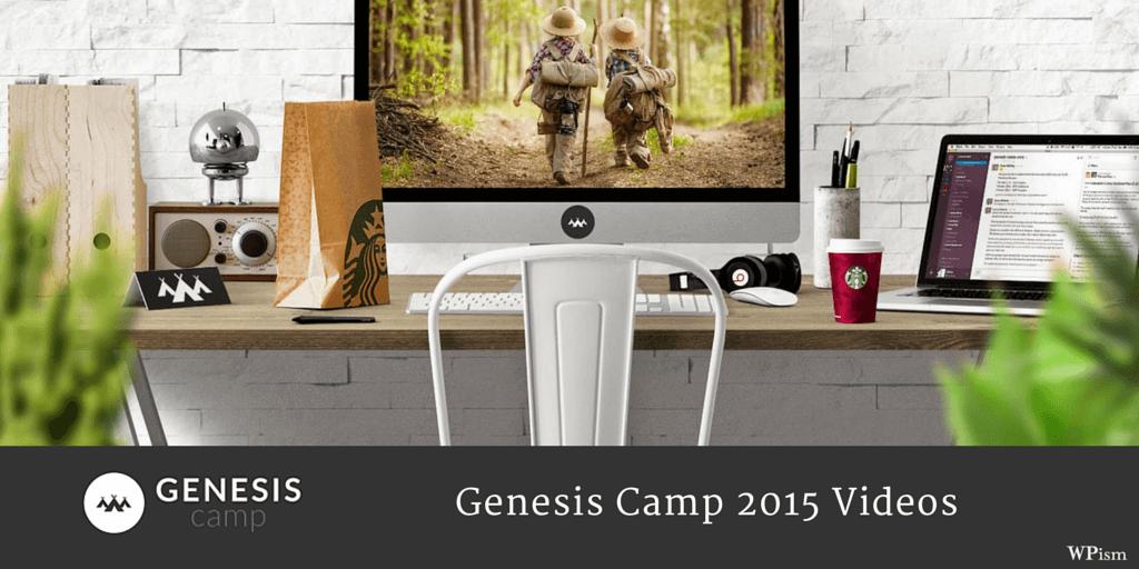 Genesis Tutorials from Genesis Camp –  WordPress Community Meetup