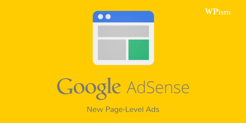 Add New Page-level Ads of Adsense in WordPress