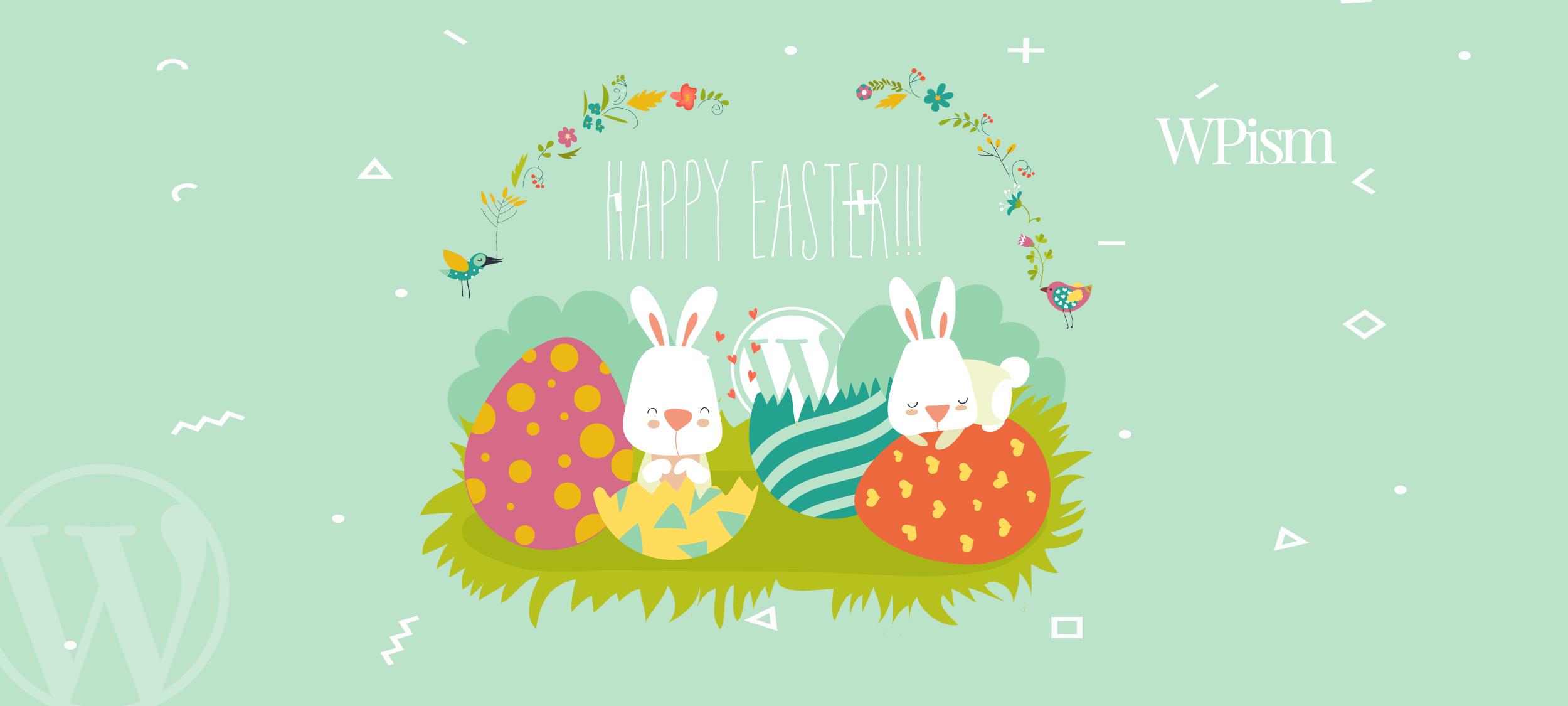 Easter WordPress Deals