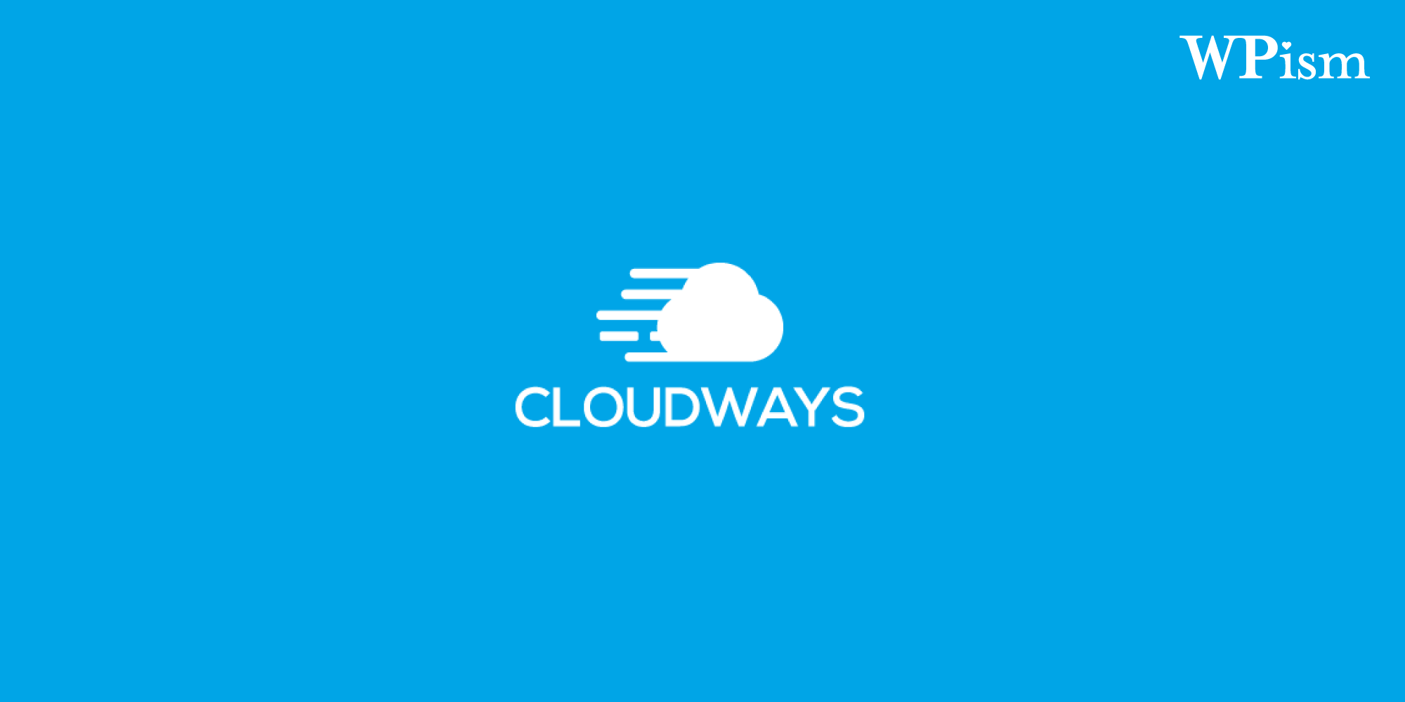 Hosting WordPress with Cloudways