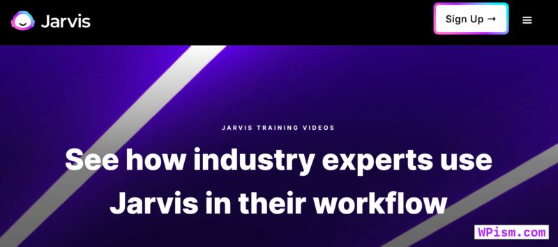 Jarvis AI Academy Training Learn