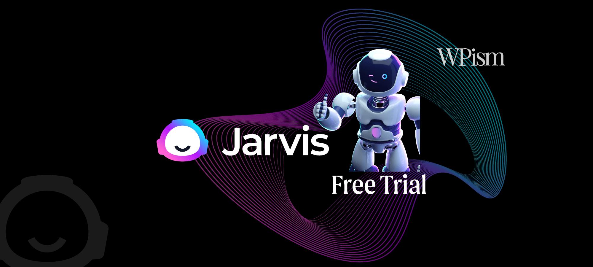 Jarvis AI Free Trial – Get 10,000 Bonus Credits Deal