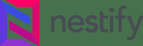 Nestify Logo Hosting WPism