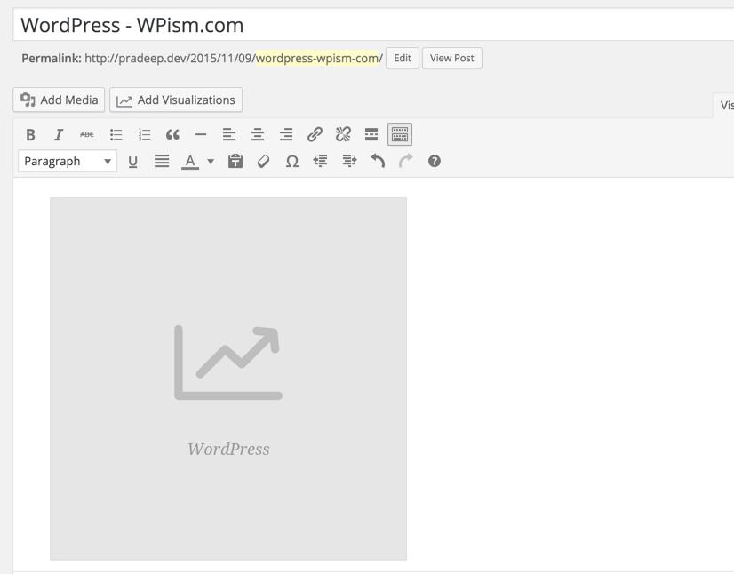 Placeholder for Graphiq WordPress Data