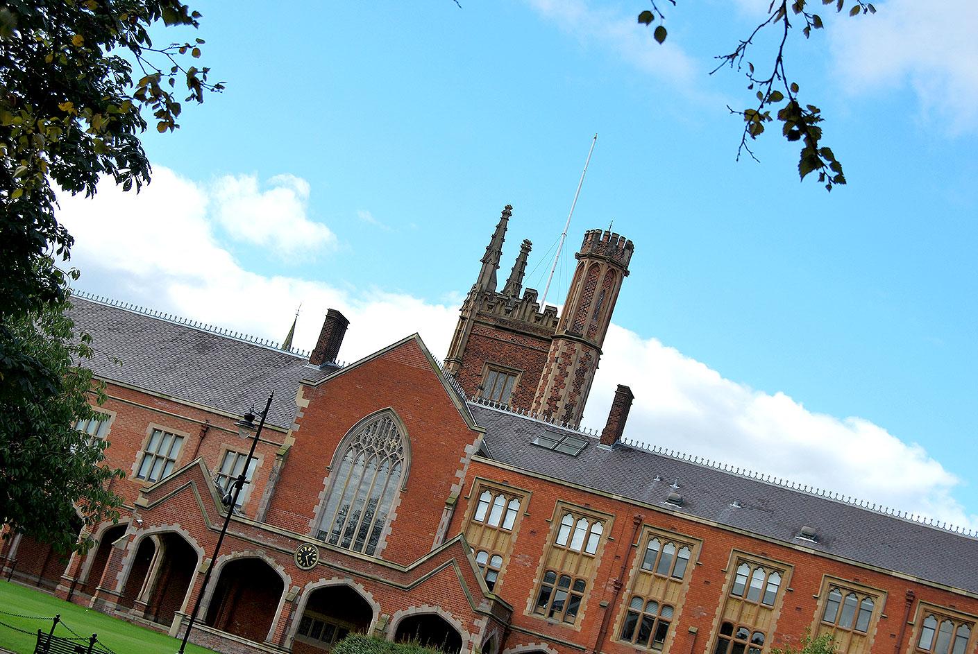 Queen's University Belfast WordCamp