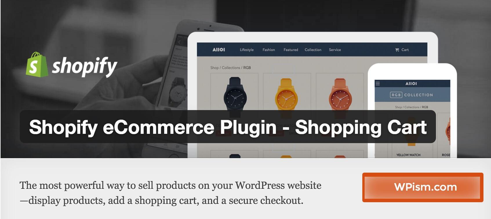 Shopify WordPress Plugin Official Download