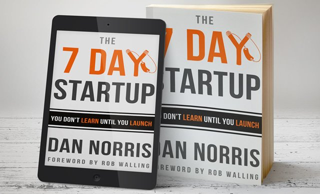 The 7 Day Startup Book