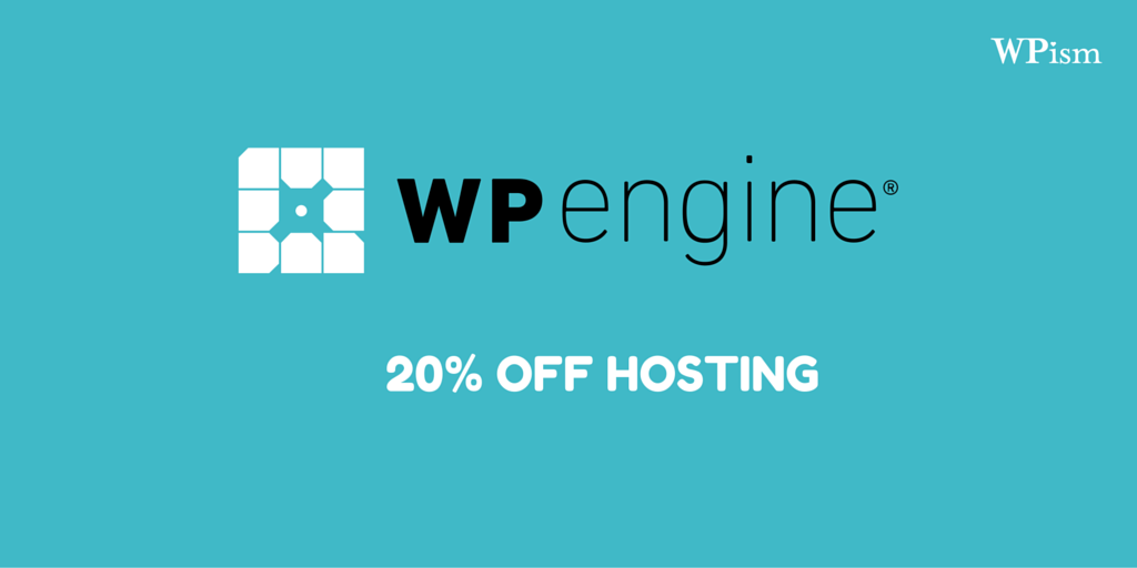 WP Engine Coupon Code – 6 Months Free - April 2019 Deals