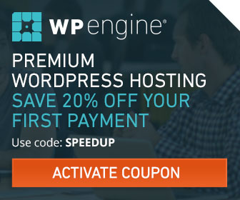 WP Engine Hosting Speedup WordPress