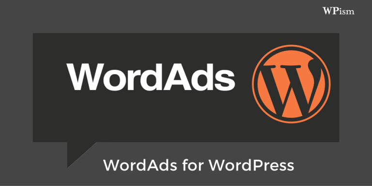 WordAds – Automattic Ads Network to Make Money with WordPress Blogs