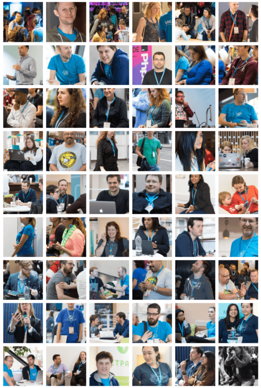 WordCamp London 2016 Images Gallery Saturday Event