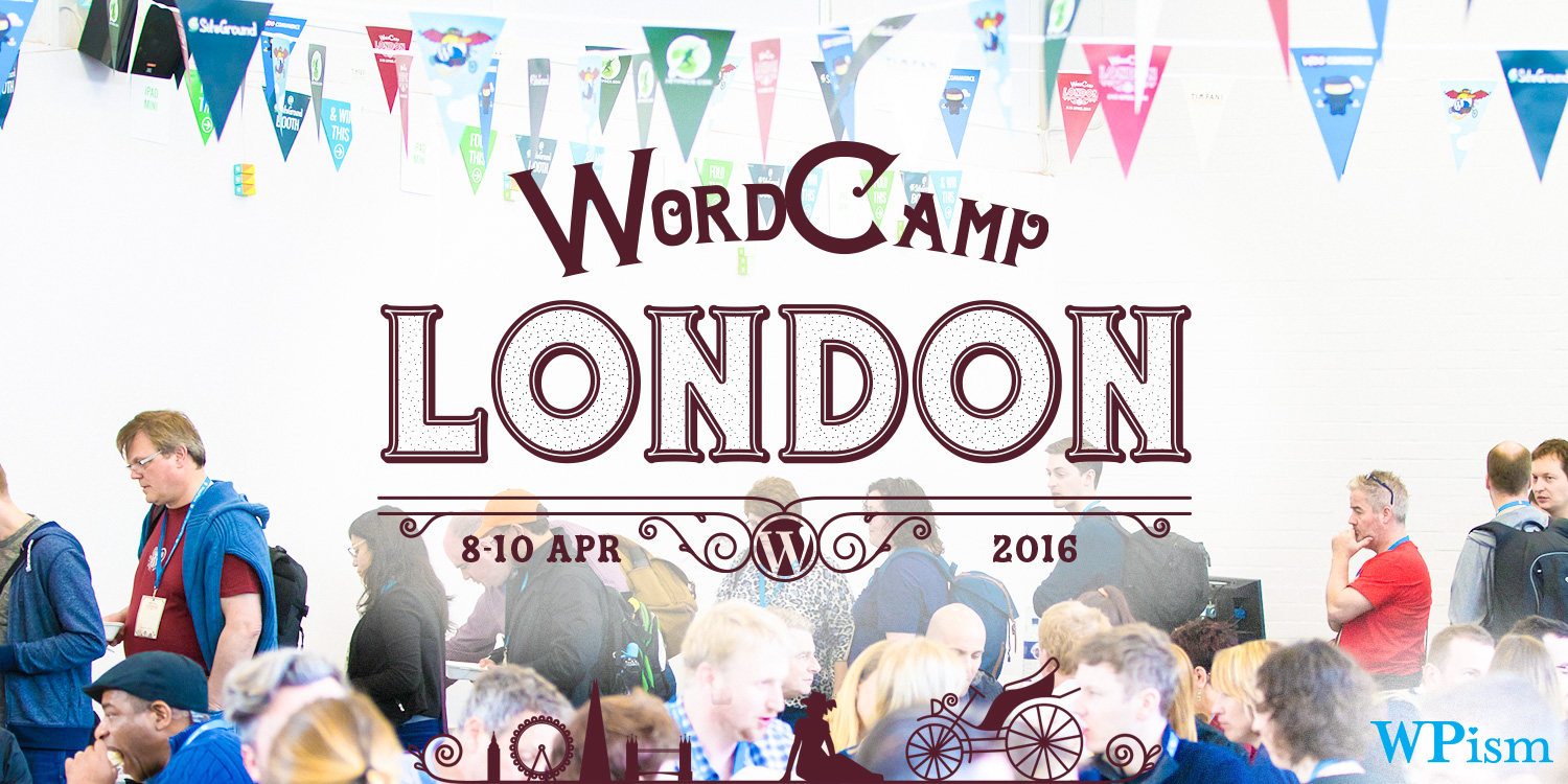 WordCamp London 2016 Images Gallery