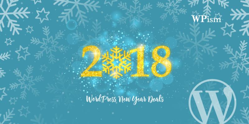 Christmas and New Year WordPress Deals 2018