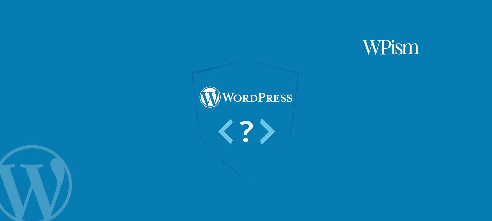 WordPress Requirements
