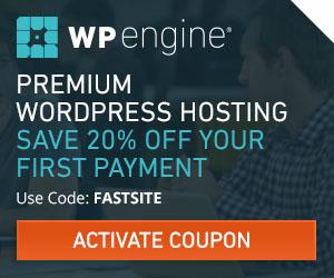 WordPress WP Engine September Deal